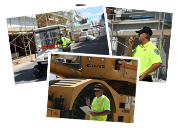 Construction Security Las Vegas
